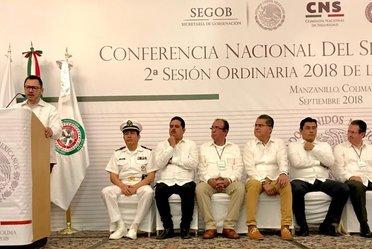 Conferencia Nacional del Sistema Penitenciario Zona Occidente