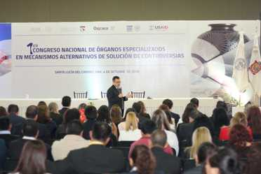 1er Congreso Nacional de OEMASC