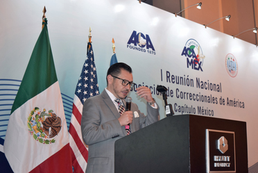 I Reunión Nacional Asociación de Correccionales de América Capítulo México