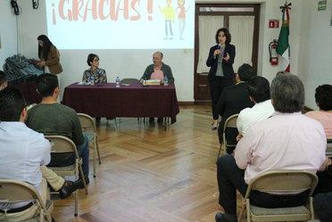 Reconocen a Secretarios Técnicos que participaron en mesas de dictaminación para avalar proyectos del PCS