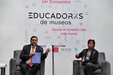Además de ser organizador, la SHCP participó en el Primer Encuentro de Educadores de Museos con la edición de una publicación que incluye la cartografía del estado actual que tiene la educación en los museos de nuestro país.
