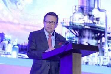 El Secretario de Economía en su participación en el 50 Foro Nacional de la Industria Química 2018