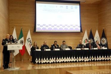 """Realiza CNS primer Conversatorio Nacional de Policía Procesal, """"La Seguridad para el Sistema de Justicia Penal""""."""