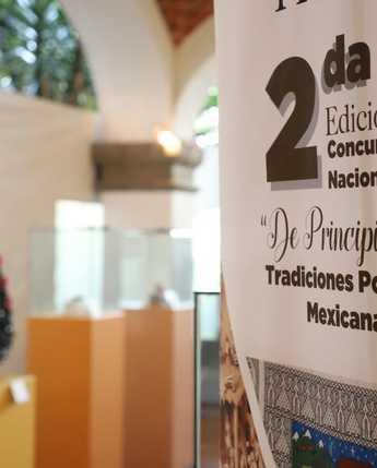 """Ceremonia de Premiación """"De Principio a Fin, tradiciones populares mexicanas"""""""