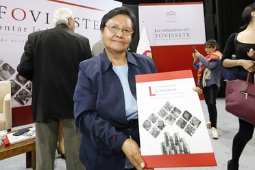 Presentación libro Los Trabajadores del FOVISSSTE; otra manera de contar la historia