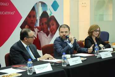 Proyecto para la reducción de la desigualdad de las oportunidades educativas BID-SHCP-Nafin-Conafe.