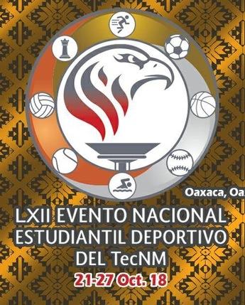 LXII Evento Nacional Estudiantil Deportivo del #TecNM