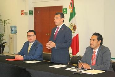Antonio Chemor Ruiz, Comisionado Nacional encabezó la Reunión de Seguimiento en Financiamiento de Seguro Popular.