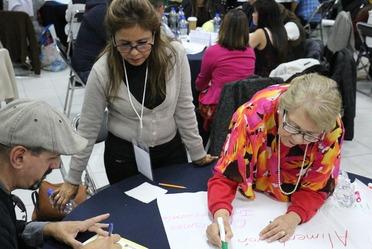 Se llevó a cabo la Séptima Reunión Reginal del Indesol con organizaciones de Querétaro, San Luis Potosí, Guanajuato e Hidalgo.