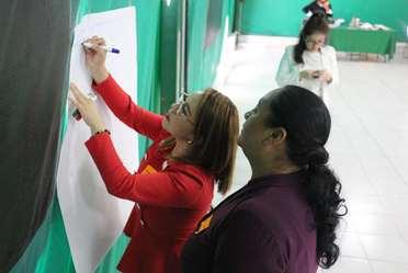 Capacita Indesol a Representantes de las Instancias de Mujeres en las Entidades Federativas en materia de empoderamiento