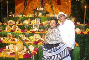 Xandu'. Día de Muertos zapoteco del Istmo.