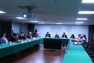 44 Sesión Ordinaria de la Junta Directiva del Comité Nacional para el Desarrollo Sustentable de la Caña de Azúcar (CONADESUCA)