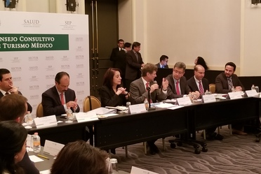 Segunda Sesión Ordinaria del Consejo Consultivo de Turismo Médico
