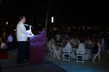 Reunión anual de socios y 2a Asamblea General de la Asociación Mexicana de Gas Natural.