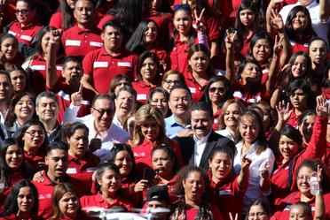 Entrega de premios Conafe a figuras educativas en Sonora