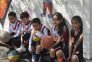 Formando campeones en la primaria Ocampo Nabor Bolaños Soto
