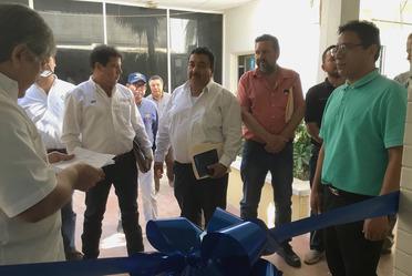 Remodelación de Laboratorio SNICS en Los Mochis, SInaloa