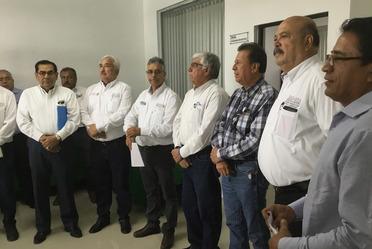 Remodelación del Laboratorio SNICS en Cd. Mante, Tamaulipas.- 6 de noviembre de 2018