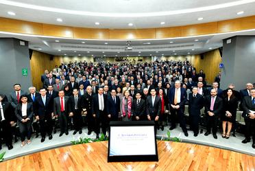 5ta. Reunión Plenaria de Órganos de Vigilancia y Control del Gobierno Federal para presentar el Informe de Gestión