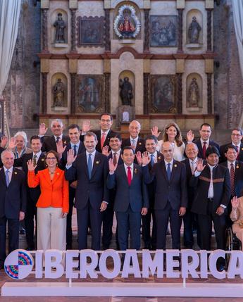 XXVI Cumbre Iberoamericana - Día 2