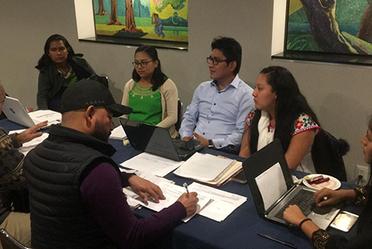 El INALI busca mejorar los servicios de interpretación con pertinencia cultural y lingüística