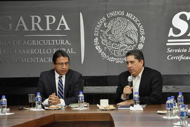 Reunión del Comité Calificador de Variedades Vegetales