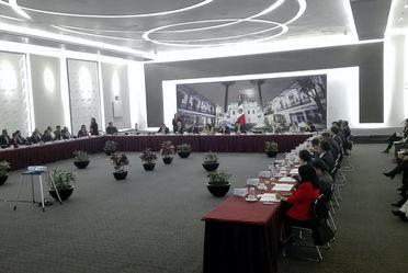 L Sesión de la Comisión Intersecretarial de la CURP