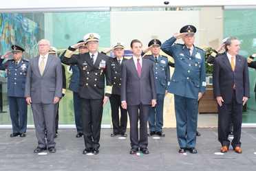 Ceremonia de Inauguración del Centro Médico Naval