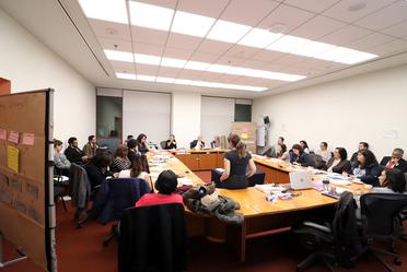 Talleres de Marco Lógico e Implementación del Protocolo Mexicano de Actuación en Género y CID.