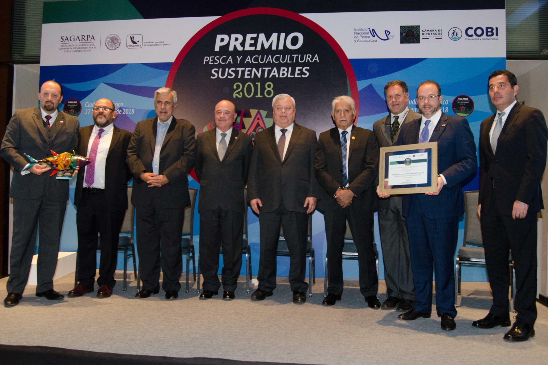 Premio acuacultuta y pesca sustentable 2018  33