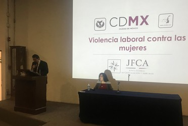 """""""Violencia Laboral contra las Mujeres"""""""