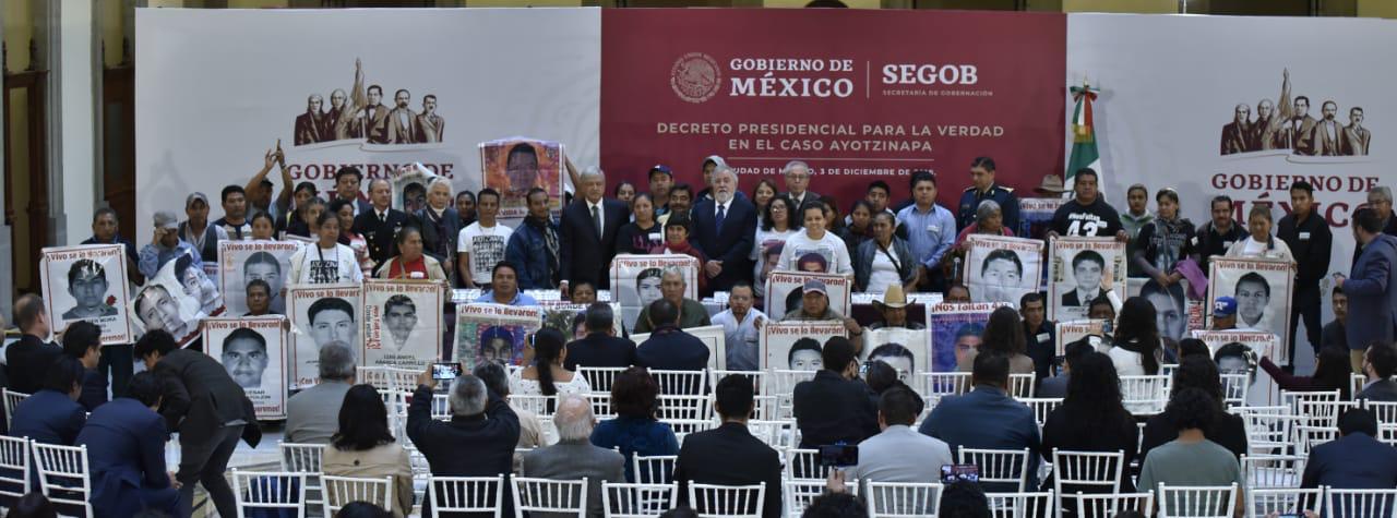 Decreto comision verdad ayotzinapa 031218 18