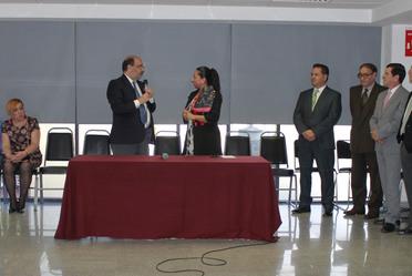 Presentación del Dr. Carlos Javier Echarri Cánovas comonuevo Secretario General del Consejo Nacional de Población