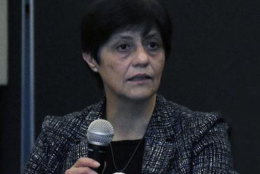 Imagen de la Directora General de Conagua, Blanca Jiménez Cisneros.