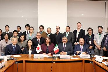 Comité Conjunto de Coordinación (JCC) del Proyecto Evaluación del Peligro Asociado a Grandes Terremotos y Tsunamis en las Costas del Pacífico Mexicano para la Mitigación de Desastres