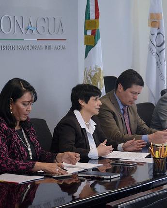 Conagua refrenda su compromiso con los usuarios del sector agrícola