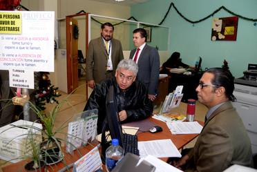El Procurador Federal del Consumidor Ricardo Sheffield preside sesión del Consejo Consultivo del Consumidor, delegación Hidalgo, en Pachuca.