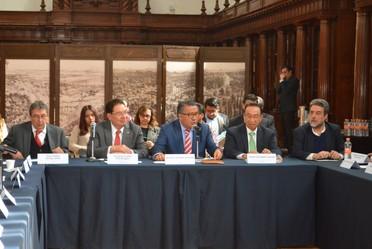 El Subsecretario Horacio Duarte preside la Comisión Nacional de Productividad