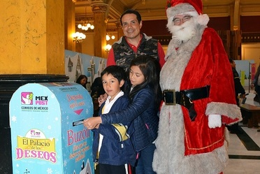 Inicia la temporada navideña en el Servicio Postal Mexicano
