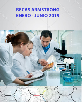"""""""BECAS ARMSTRONG DEL INSTITUTO 2019"""""""
