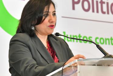 Presentación de la propuesta de Política Nacional Anticorrupción