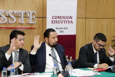 Comisión Ejecutiva Sesión Extraordinaria 901