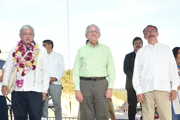 Concluir obras carreteras en proceso y atender caminos rurales, entre los objetivos en esta administración