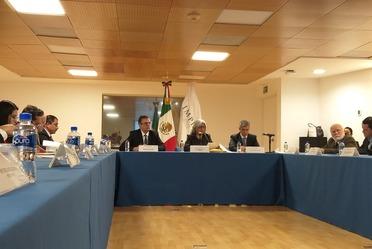 La Secretaria de Economía dio posesión a Juan Lozano Tovar como Director General del IMPI