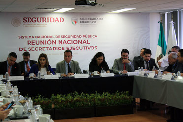 Reunión Nacional de Secretarios Ejecutivos