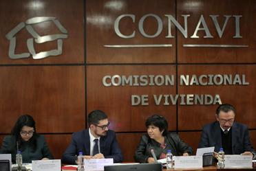 Reunión de la Junta de Gobierno de CONAVI