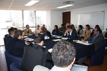 Grupo de trabajo para el Desarrollo Nacional de Policía
