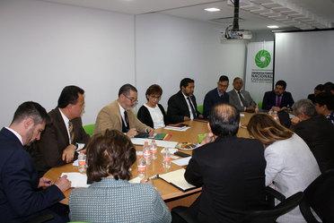Reunión con Consejeros Ciudadanos