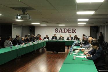 16 Sesión Extraordinaria de la Junta Directiva del Comité Nacional para el Desarrollo Sustentable de la Caña de Azúcar (CONADESUCA)