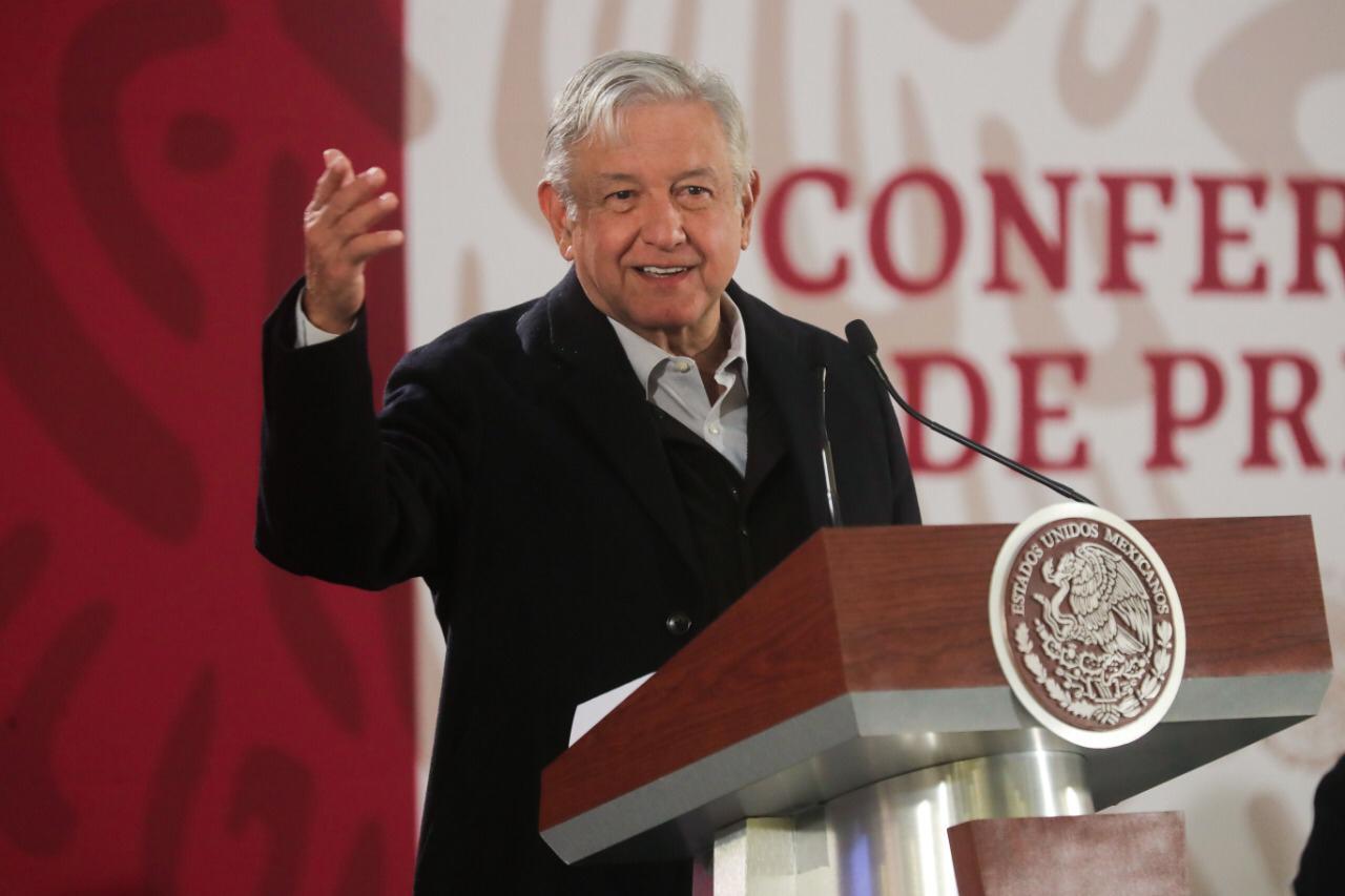 Conferencia presidente 2 200119 01 amlo